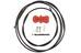 SRAM Apex 1 Road Hydraulische Scheibenbremse VR links schwarz
